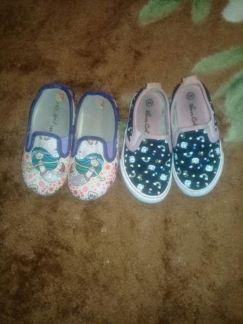 Обувь на девочку 25р