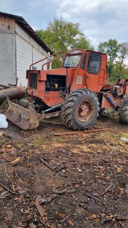 Taf (tractor forestier)