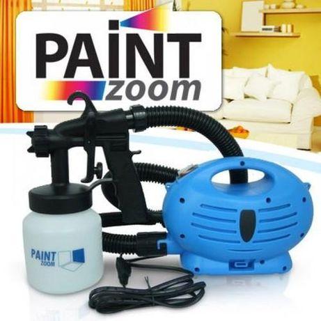 Paint Zoom пистолет за боядисване комплект