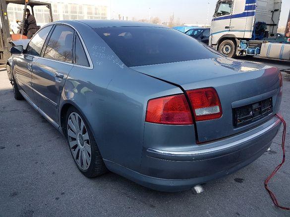 На Части! Audi A8 D3 4.2 TDI V8 326к.с. KayLess Go BOSE Соларен Recaro