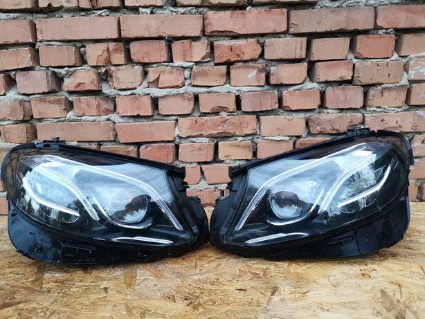Far stanga / dreapta Full Led Multibeam Mercedes E Class W213