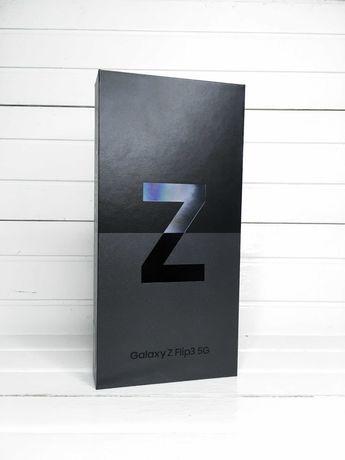 Новый, запечатанный Samsung Galaxy Z Flip 3 128GB black