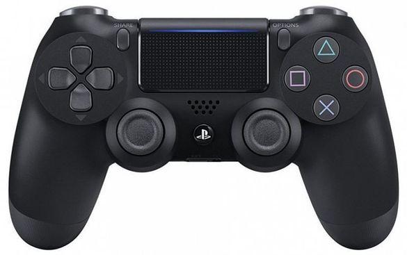 Джойстик Dualshock, WIRELESS за PS4, Black