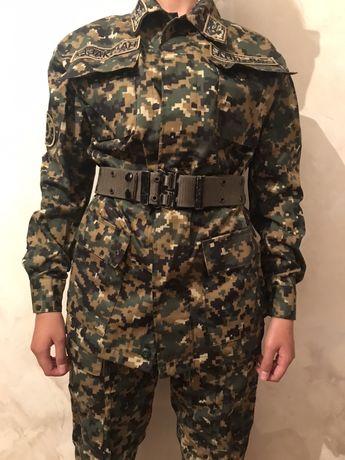 Продам военную форму Новая...