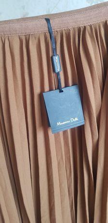 Юбка плиссе от Massimo Dutti