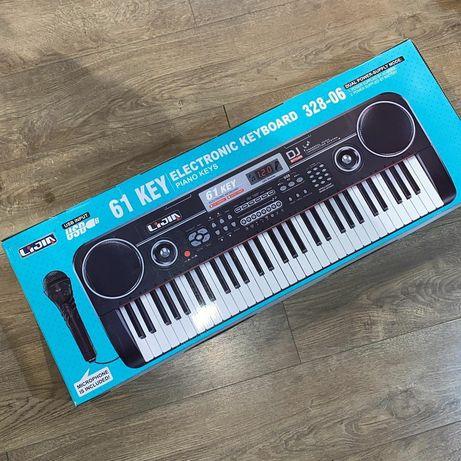 Большой синтезатор детский