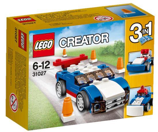 -25% Lego Creator [3in1] Masina albastra de curse 31027, Trimit Gratis