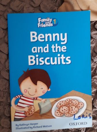 carti copii Benny and the Biscuits/Pomul cel darnic