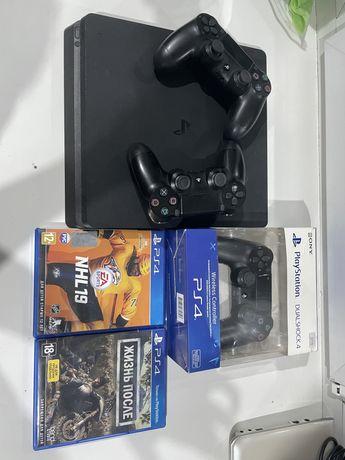 Playstation 4 в состоянии новой