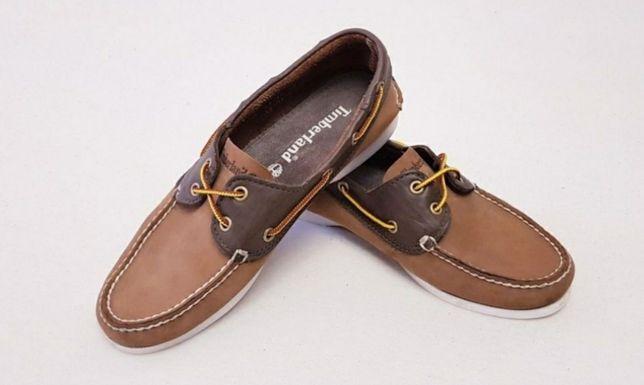 Timberland pantofi, mocasini din piele naturală, nr. 38, autentici.
