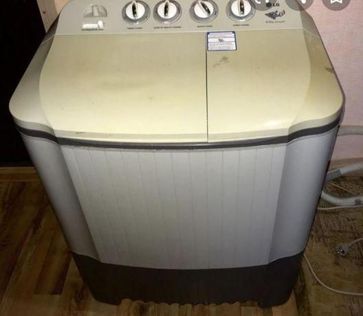 Продам две стиральные машинки полу автомат