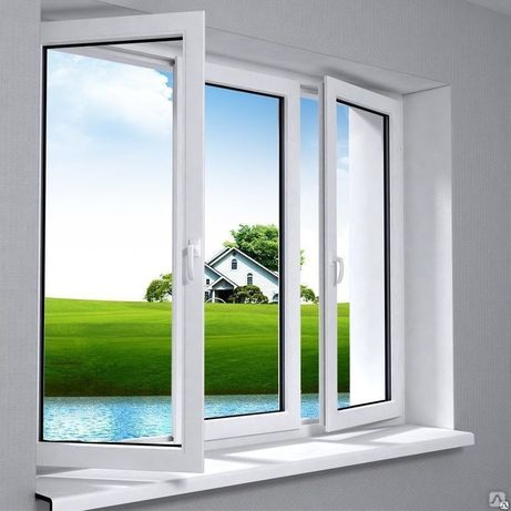 Платиковый окна на заказ.