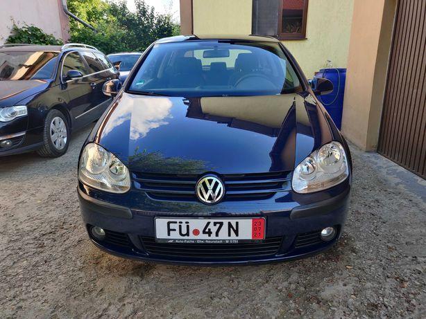 VW Golf 5 Comfortline 1.6, benzina, 102 cp, Euro 4, import Germania