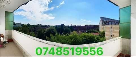 APARTAMENT 2 camere  Romanilor- cu balcon spatios de 6mp-Merita vazut!