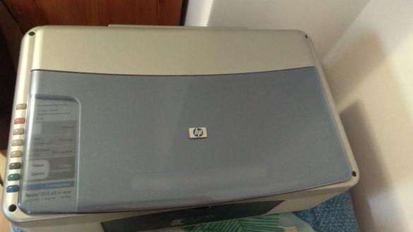 Принтер, скенер, копир HP psc 1315 all-in-one