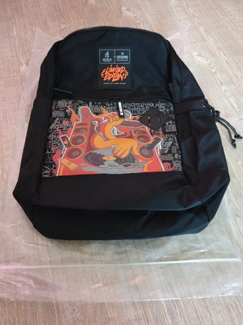 Rucsac KRCK BRND limited edition
