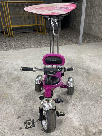 Детский трехколесный велосипед Capella Racer Trike Grand
