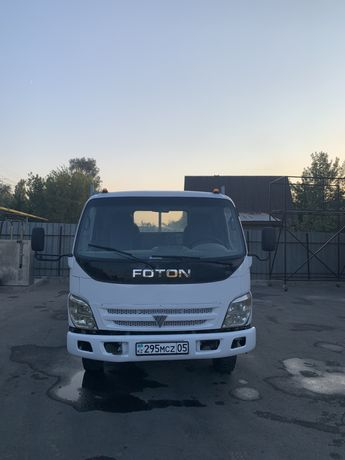 Foton грузовик бортовой