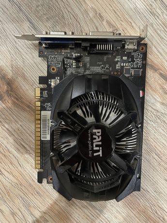 Видеокарта GTX 650 2GB