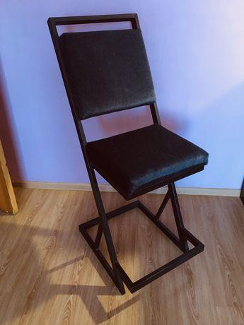Высокий стул в стиле лофт, эксклюзив