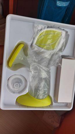 Електрическа бебешка помпа за кърма