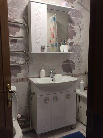 Ваннаға арналған шкаф сатылады. 1 жыл пайдаландым. Жағдайы өте жақсы!