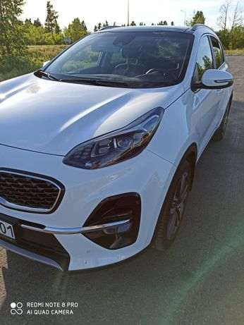 Продам Kia Sportage 2021г.в.