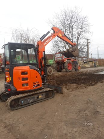 Excavari demolări