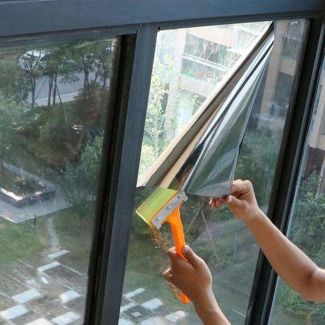 Folie protectie SOLARA pentru geamuri - 69 lei/mp