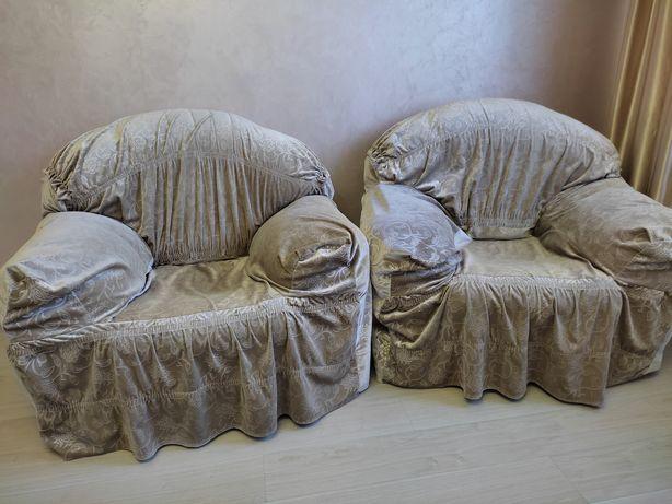 Продам два кресла диван