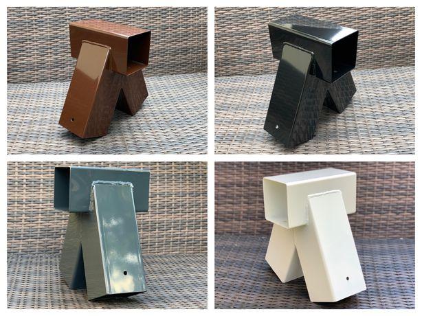 Coltar Y loc de joaca (grinda 10x10, feronerie, balansoar, culori)