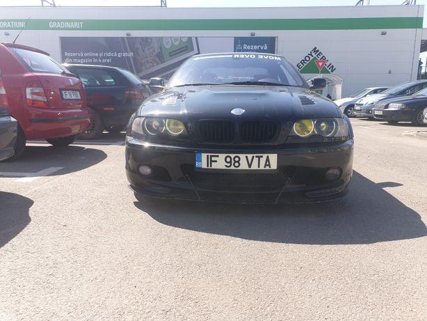 Se vinde 320CI e46 coupe(schimb doar cu logan după 2012