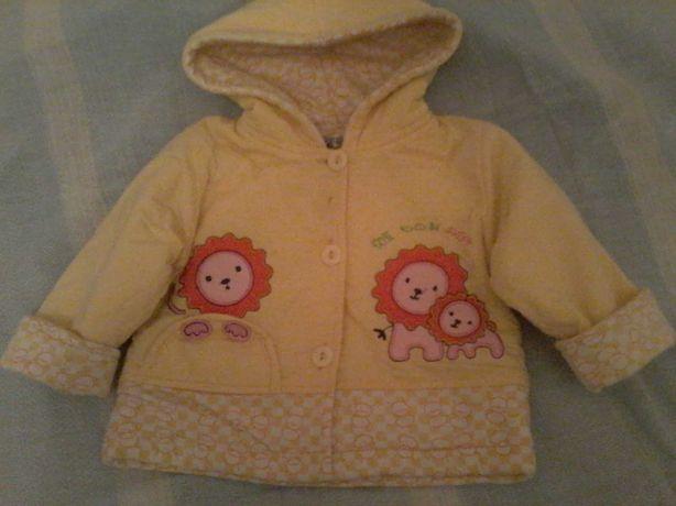 Теплые костюмчики для мальчика, девочки на 1 год и младше.