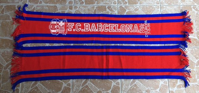 Fular original Barcelona/Steaua 1986