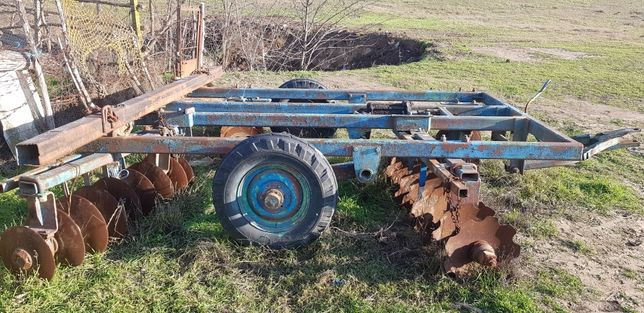 Disc agricol 3,4