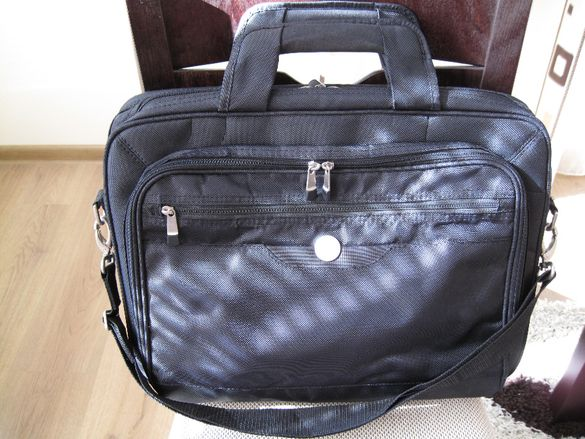 DELL Оригинална Чанта от най висок клас за Лаптоп Внос Америка Чантата