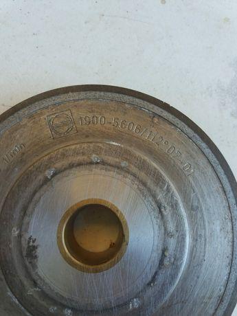 Trusa de disc weco originala cu sina plata nivelata pt rectivicat