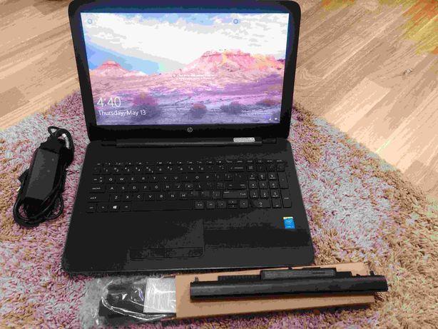 Laptop HP 250 G5 - 500GB HDD, 8GB RAM - Impecabil + 2 baterii NOU