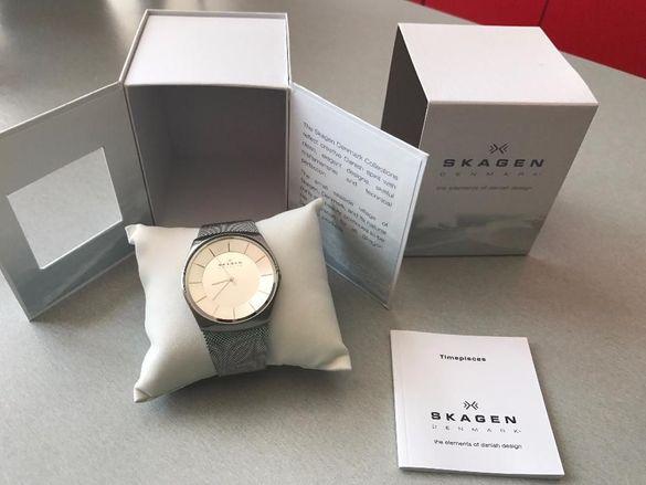 Оригинален мъжки часовник Skagen - НОВ