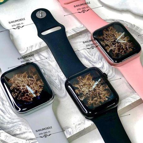 Смарт Часы apple Watch 6 7 M16PLUS M26PLUS эппл вотч умный часы hw22