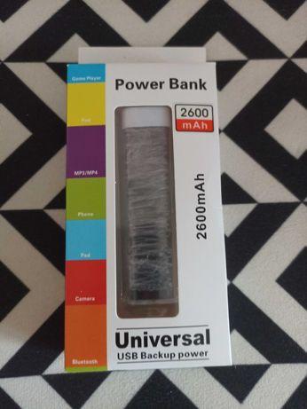 Преносима външна батерия/power bank - нова