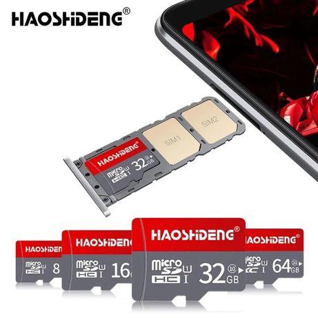 Качественная 32Gb Флешка для смартфонов телефонов и видеорегистраторов
