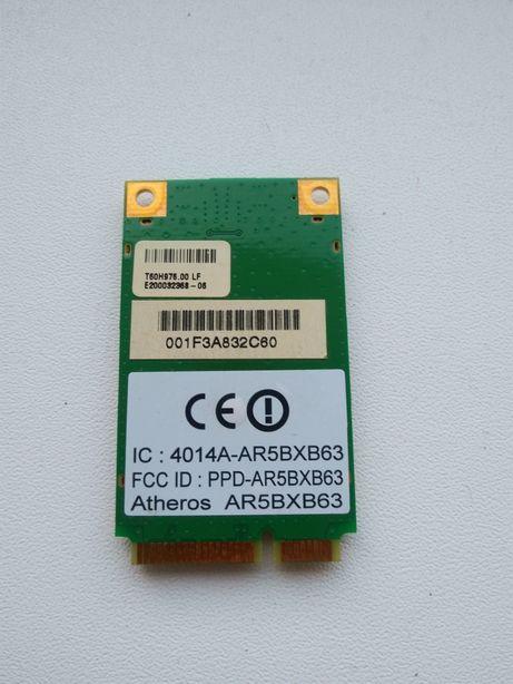 Placa wi fi laptop Atheros AR5BXB63