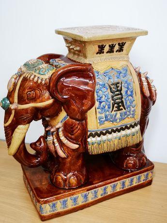 Голям керамичен Слон