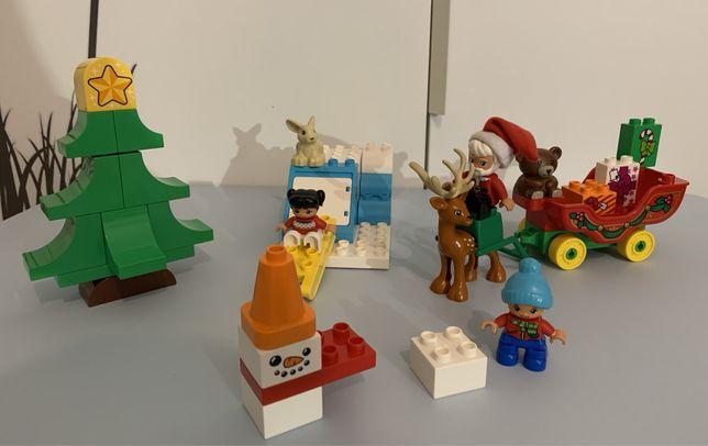 Lego Duplo Новый год