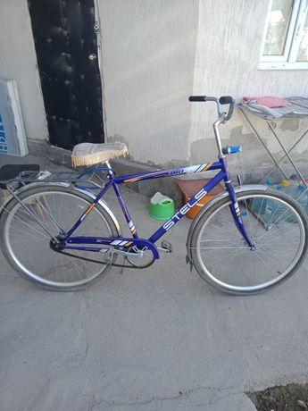 Велосипед Стелс көп айдалмаған