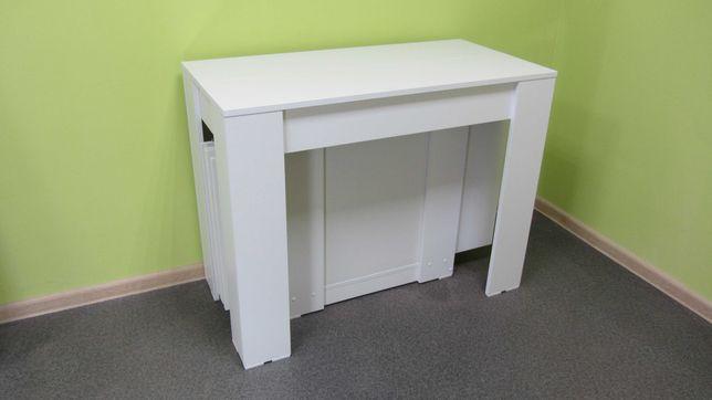 Стол-трансформер 2,5 метра. Новый. Белый. Доставка бесплатно.