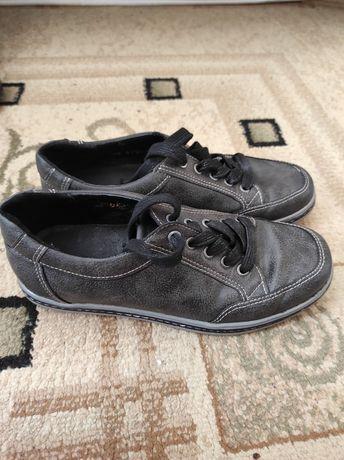 Туфли кожаные Unichel