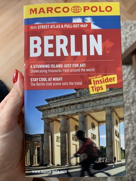 Ghid turistic cu harta Berlin