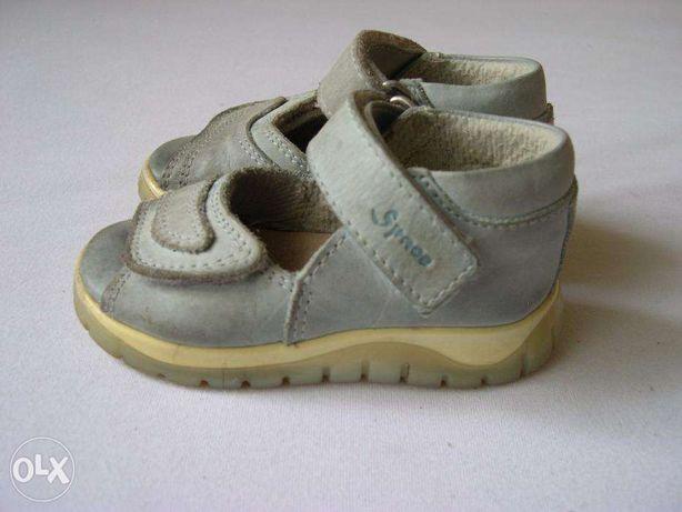 Vand sandale nr.20 din piele, marca:Space